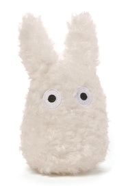 My Neighbour Totoro: White Totoro - Small Plush