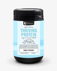 Nutra Organics Thriving Protein - Vanilla (450g)