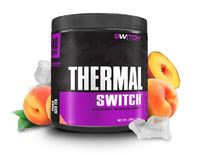 Thermal Switch - High Potency Thermogenic Formula - Peach Ice Tea (40 Serves)