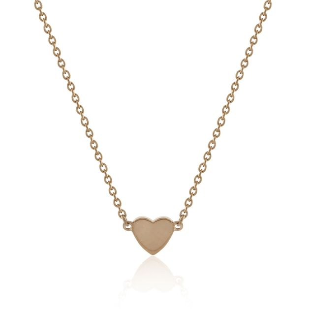 Bo + Bala: Love Necklace Rose Gold - Exclusive Style