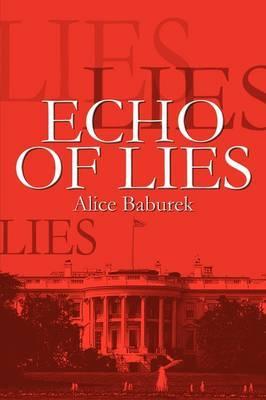 Echo of Lies by Alice Baburek image