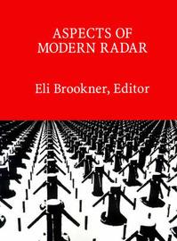 Aspects of Modern Radar by Eli Brookner