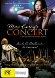 Mrs Carey's Concert on DVD