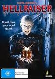 Hellraiser on DVD