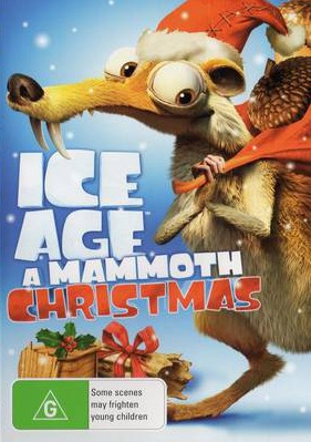 Ice Age - A Mammoth Christmas DVD image