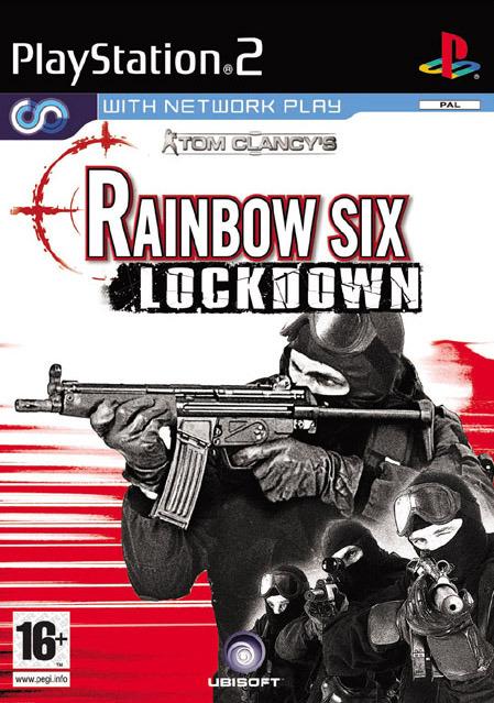 Tom Clancy's Rainbow Six: Lockdown for PlayStation 2