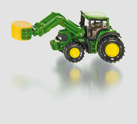 Siku: John Deere With Bale Gripper