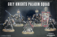 Warhammer 40,000 Grey Knight Paladins