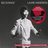 Big Science [remastered 25th Anniversary Edition] by Laurie Anderson
