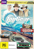 Top Gear - The Patagonia Special on DVD