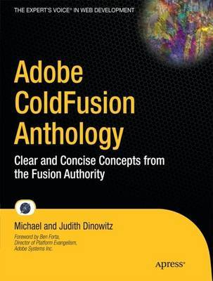 Adobe ColdFusion Anthology by Michael Dinowitz
