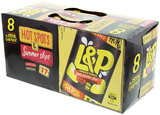 Lemon & Paeroa Soft Drink Cans - 8 Pack (355ml)