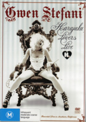 Gwen Stefani - Harajuku Lovers Live on DVD