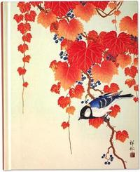Bird and Red Ivy Journal (Diary, Notebook) image