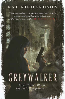 Greywalker by Kat Richardson