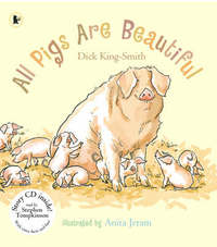 All Pigs Are Beautiful Pbk With Cd by Dick King-Smith image