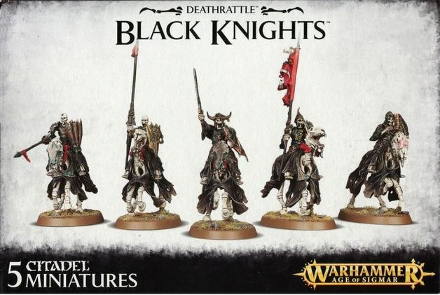 Deathrattle Black Knights / Hexwraiths