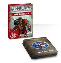 Blood Bowl: Chaos Chosen Team Card