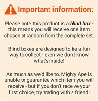 Kingdom Hearts 3: Mystery Minis Vinyl Figure - [HT Ver.] (Blind Box) image