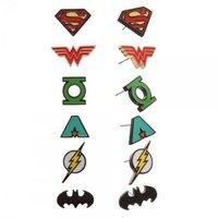 DC Comics: Classic Justice League - Earring Set
