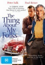 The Thing About My Folks on DVD