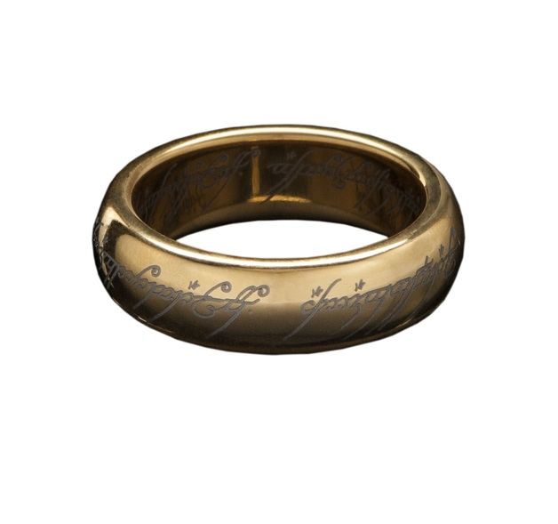 Lord of the Rings: The One Ring (size P½)
