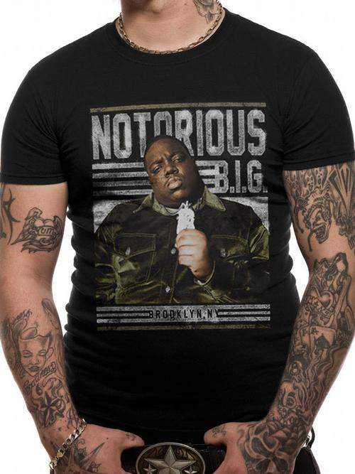 Notorious B.I.G Chain Tee - Small