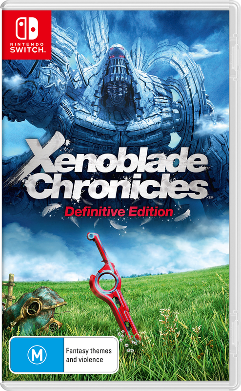 Xenoblade Chronicles Definitive Edition for Switch