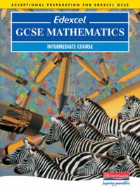 Edexcel GCSE Mathematics Intermediate Course by Keith Pledger image