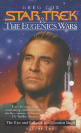 The Eugenics Wars: v.2 by Greg Cox image