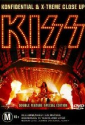 Kiss - X-treme Close-up on DVD