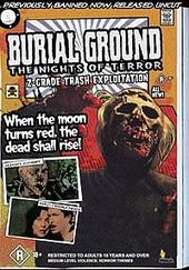 Burial Ground - Nights Of Terror on DVD