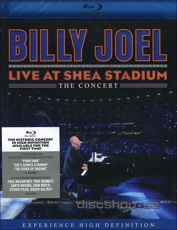 Billy Joel - Live at Shea Stadium on Blu-ray image