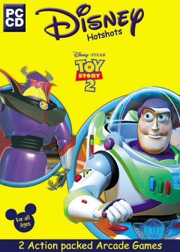 Disney Hotshots Toy Story 2: Cone Chaos / Toy Shelf Showdown for PC Games image