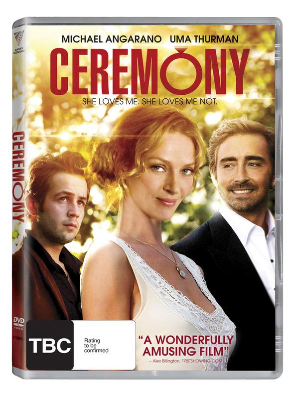 Ceremony on DVD