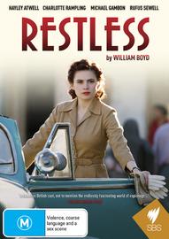 Restless on DVD