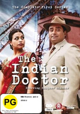 The Indian Doctor - The Complete First Series DVD