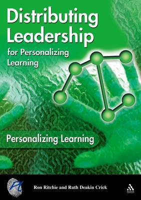 Distributing Leadership for Personalizing Learning by Ron Ritchie image