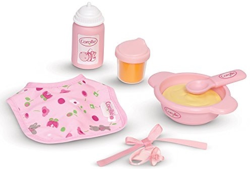 Corolle Doll Accessories: Mon Premier Mealtime Set image