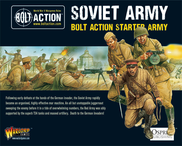 Bolt Action Starter Army Russian