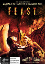 Feast on DVD