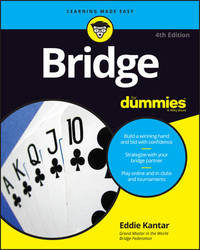 Bridge For Dummies by Eddie Kantar