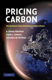 Pricing Carbon by A.Denny Ellerman image