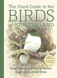 Hand Guide to the Birds of New Zealand by Hugh Robertson
