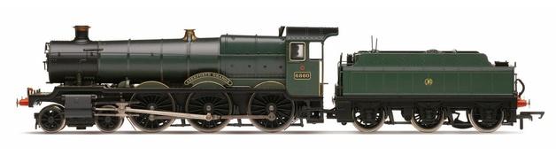 Hornby: GWR 4-6-0 6800 Grange Class