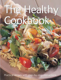 The Healthy Cookbook image