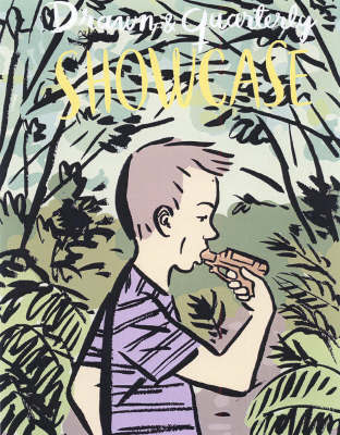 Drawn and Quarterly Showcase: Bk. 2 by Chris Oliveros image