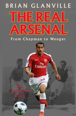 The Real Arsenal by Brian Glanville image