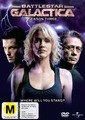 Battlestar Galactica 2006  - Season 3 (5 Disc Slimline Set) on DVD