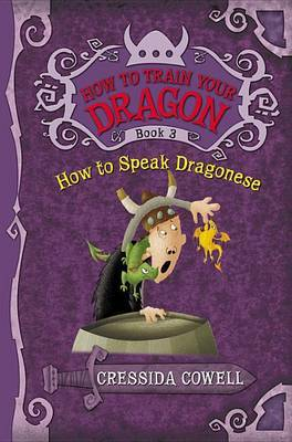 How to Speak Dragonese (How to Train Your Dragon #3) by Cressida Cowell image